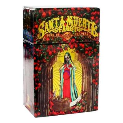 Таро Святой Смерти (Santa Muerte Tarot: Book of the Dead)